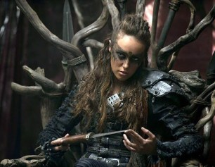 The-100-Commander-Lexa